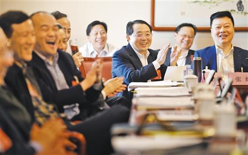 代表热议外商投资法草案:向世界释放中国开放红利